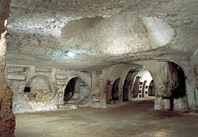 catacombeSanGiovanni